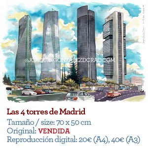 Cuatro Torres Madrid