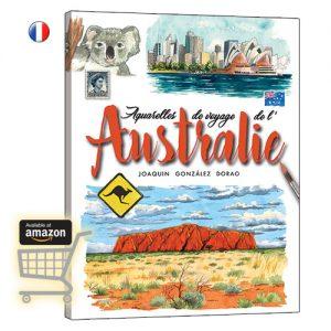 Australia acuarelas