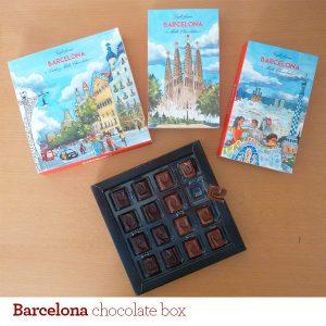 ilustrador acuarela barcelona box