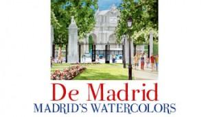 ilustrador acuarela Madrid