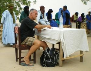 Joaquin en Mali