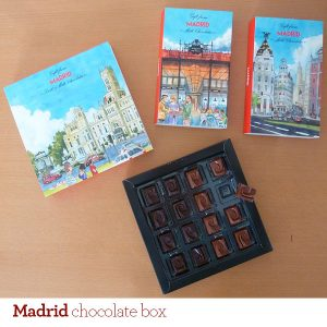 Ilustrador acuarela madrid box