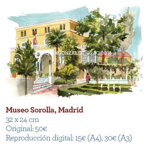 Acuarela MuseoSorolla