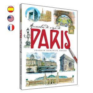 Paris Carnet Voyage