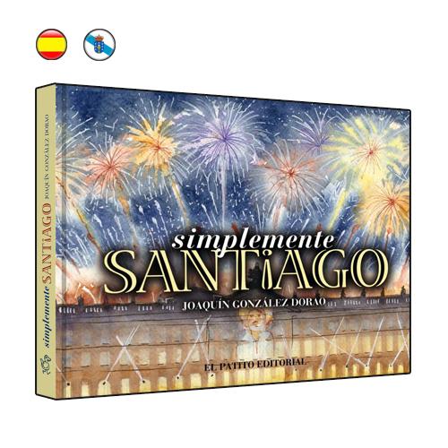 Santiago de Compostela cuaderno de viaje