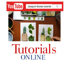 Tutorials watercolor youtube
