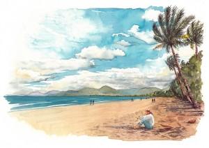 4 Miles Beach