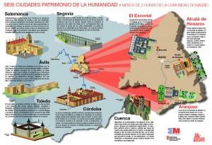 Mapa CAM