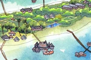 Maldivas detalle
