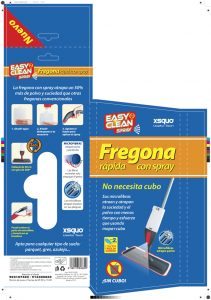 Packaging Fregona