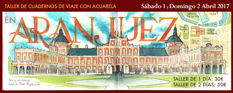 Taller De Dibujo Urbano En Aranjuez Joaquín Dorao Ilustrador