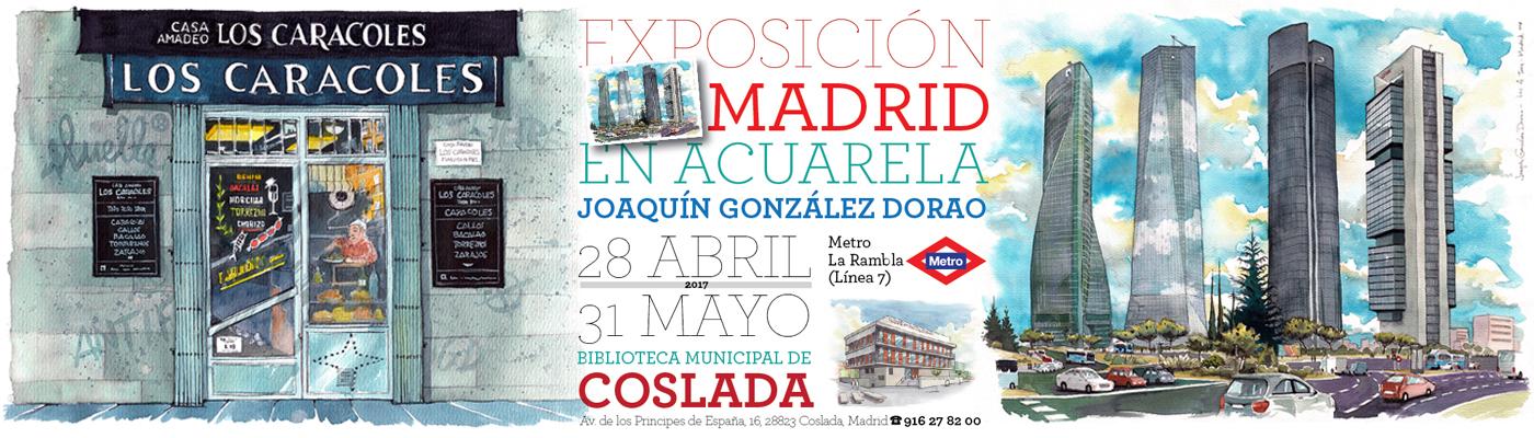 Expo en Coslada