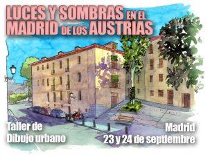 Taller de dibujo Madrid