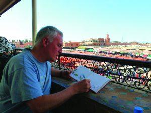 Jemaa el fna Marruecos Maroc Morocco
