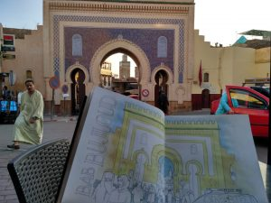 Bab Bujloud Fez