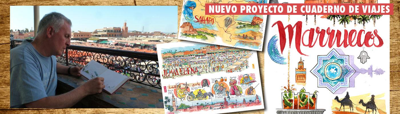 Nuevo cuaderno de viajes