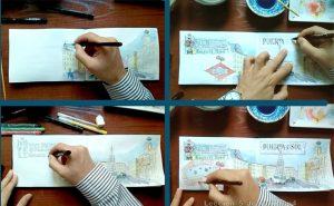 Talle dibujo online