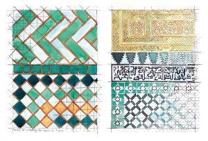 Azulejos Marruecos