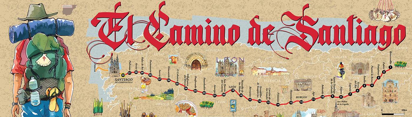 Libro de viajes del Camino