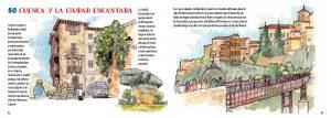 Madrid cuaderno de viaje acuarela