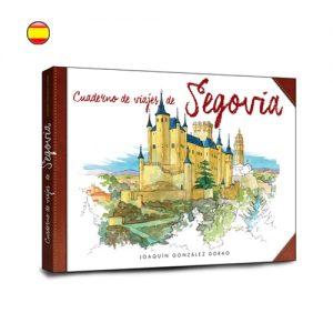 Segovia cuaderno de viaje