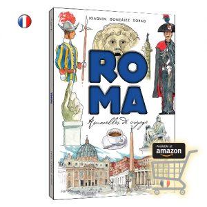 Roma aquerelli da viaggio
