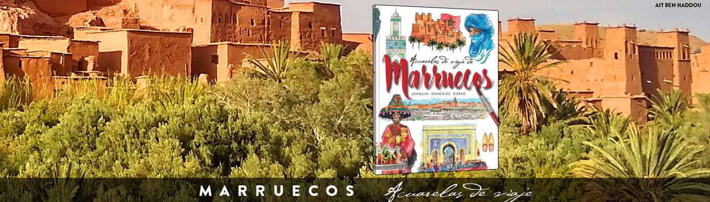 Cuaderno de viajes de Marruecos