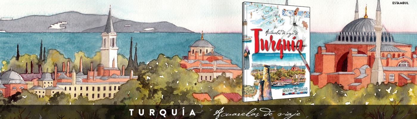 Cuaderno de viajes de Turquía