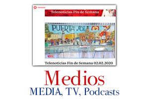 Medios acuarela TV